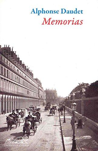 MEMORIAS: Alphonse Daudet