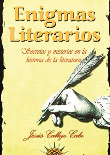 9788495645616: Enigmas Literarios (Oraculo)