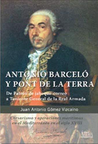 9788495669797: ANTONIO BARCELO Y PONT DE LA TERRA