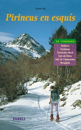 9788495695253: Pirineus en esquís. 35 itineraris (Llibres de Muntanya)