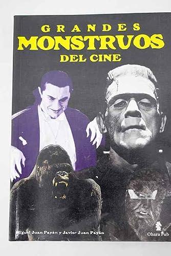 9788495698032: Grandes monstruos del cine