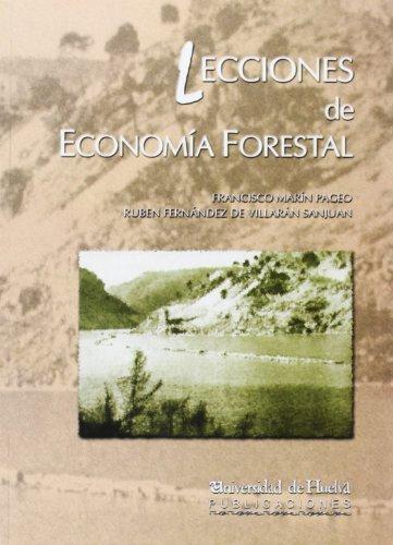 9788495699114: Lecciones de economía forestal