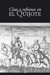 9788495700933: Citas y refranes en El Quijote