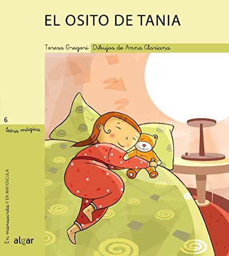 El osito de Tania: Teresa Gregori Soler