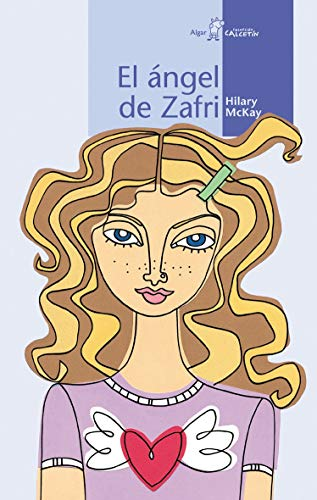 9788495722706: El ángel de Zafri (CALCETÍN)