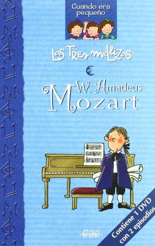 9788495727077: W. Amadeus Mozart (Cuando era pequeño)