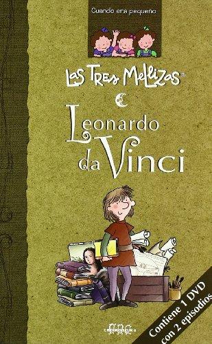 TRES MELLIZAS.LEONARDO DA VINCI+DVD