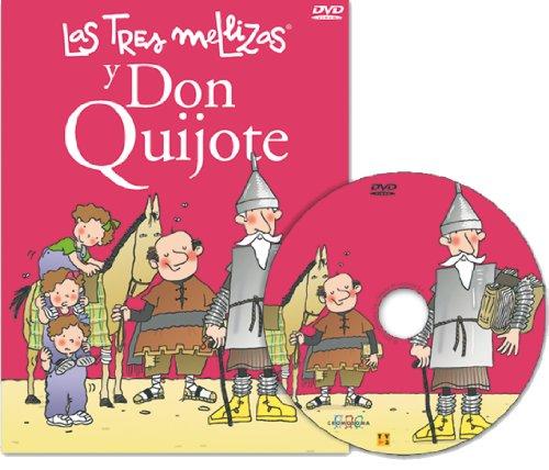 9788495731142: TRES MELLIZAS Y DON QUIJOTE +DVD