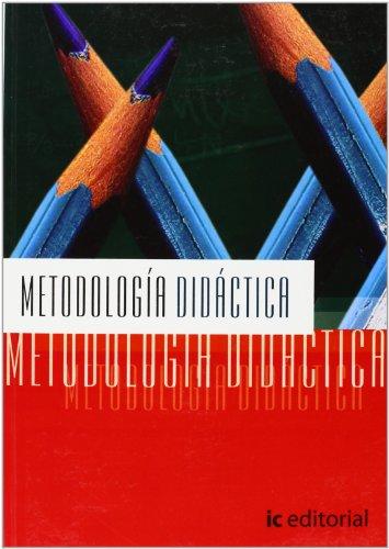 9788495733313: METODOLOGIA DIDACTICA
