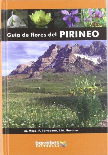 9788495744593: Guía de flores del Pirineo