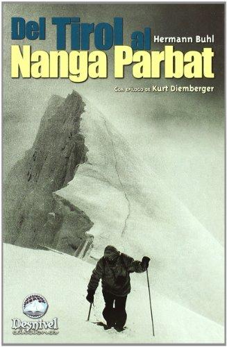 9788495760241: Del Tirol al Nanga Parbat