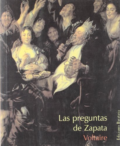 preguntas de Zapata Format: Paperback: Julià, Margarita