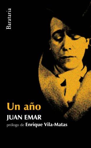 9788495764959: Un año (Spanish Edition)