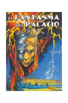 9788495772039: El Fantasma del Palacio