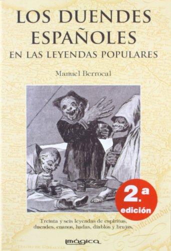 DUENDES ESPA?OLES EN LAS LEYENDAS POPULARES 2'ED: n/a
