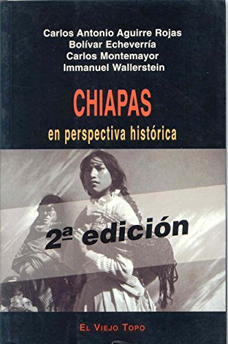9788495776044: Chiapas: en perspectiva (Ensayo)