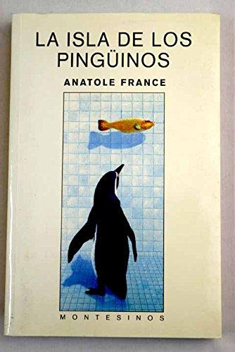 9788495776808: La Isla de Los Pinguinos (Spanish Edition)