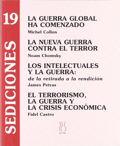 9788495786111: La Guerra Global Ha Comenzado