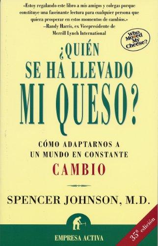 9788495787095: Quien se ha llevado mi queso? (Spanish Edition)