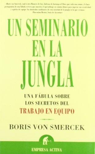 9788495787415: Un seminario en la jungla (Spanish Edition)