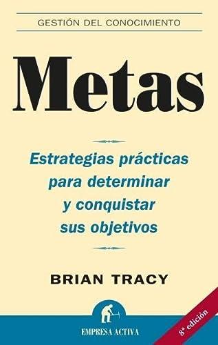 9788495787590: Metas (Spanish Edition)
