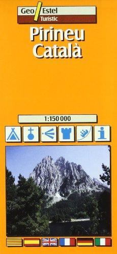 9788495788269: Catalunya Tourist Map 1:150, 000 (Tourist Maps)