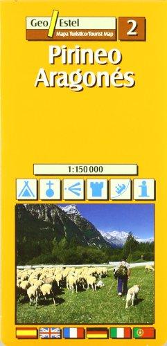 9788495788627: Pirineo aragonés (Ciudades. Planos/Guia)