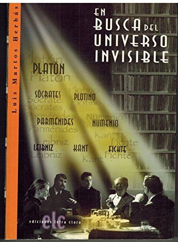 9788495794406: En busca del universo invisible