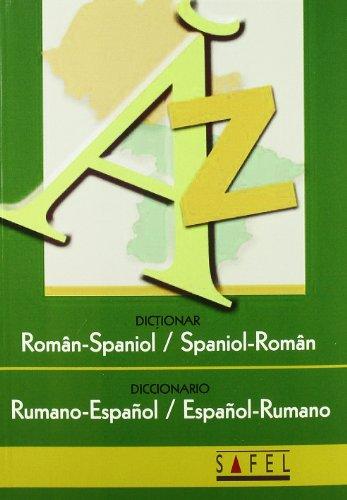 9788495803481: DICCIONARIO RUMANO-ESPAÃ'OL/ESPAÃ'OL-RUMANO