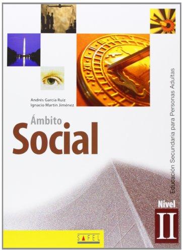 9788495803887: Ámbito social, nivel II