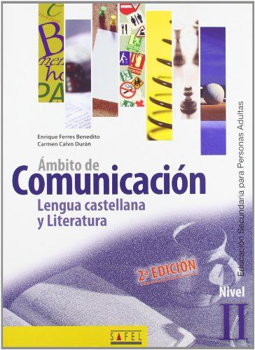 9788495803894: Ámbito De Comunicación. Lengua Castellana Y Literatura. Nivel II. Esa - 2ª Edición