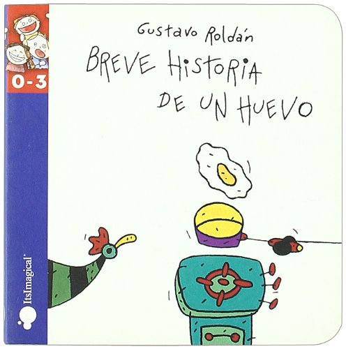9788495824004: BREVE HISTORIA DE UN HUEVO (0-3)
