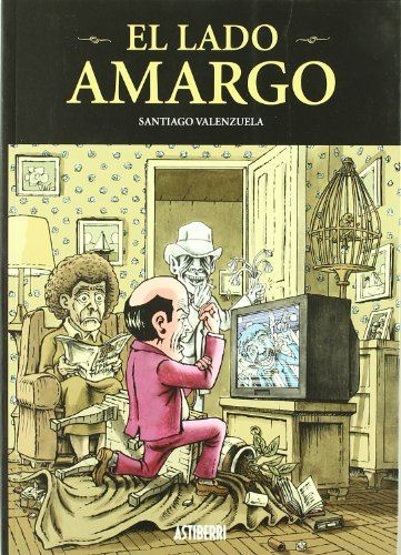 Lado Amargo (SILLÓN OREJERO) - SANTIAGO VALENZUELA