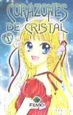 9788495826602: CORAZONES DE CRISTAL Nº.01