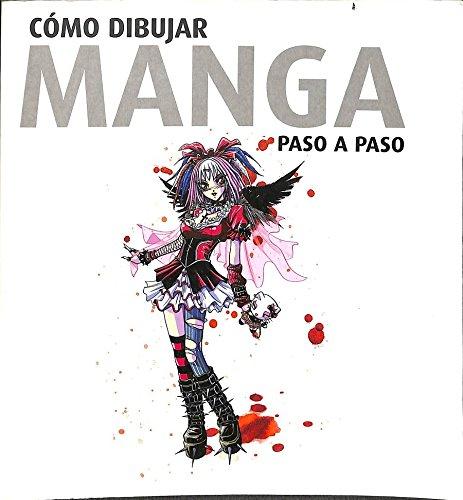 9788495832450: Como dibujar manga paso a paso