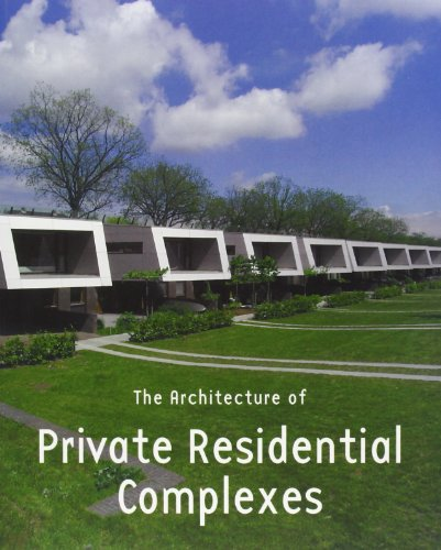 9788495832870: The Architecture of Private Residential Complexes