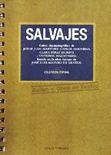Salvajes (Paperback): Salvador . .