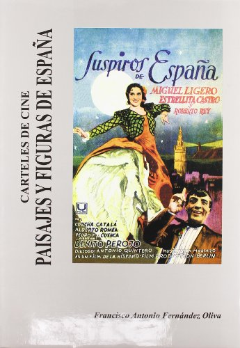 9788495839114: Carteles De Cine Paisajes Y Figur