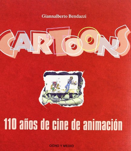 9788495839442: Cartoons 110 A・Os De Cine De Anim