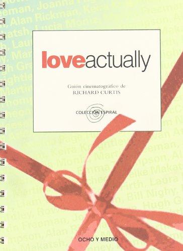 9788495839633: Love Actually (Espiral)
