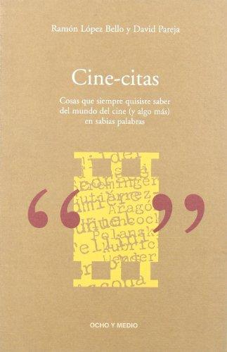 9788495839657: Cine Citas (Fahrenheit 451)