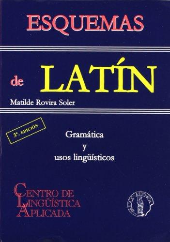9788495855138: Esquemas de latín : gramática y usos lingüísticos