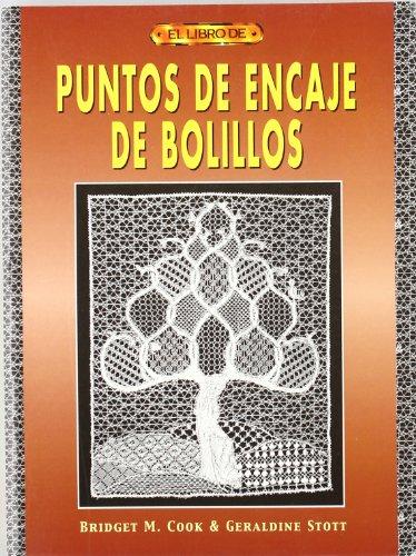 9788495873538: El libro de puntos de encaje de bolillos