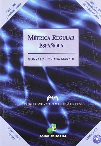 9788495879004: Métrica regular española (Coedición)