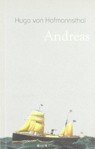 9788495881670: Andreas (LETRAS)
