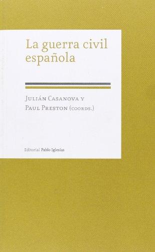 9788495886316: La Guerra Civil española