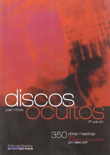 9788495890399: DISCOS OCULTOS