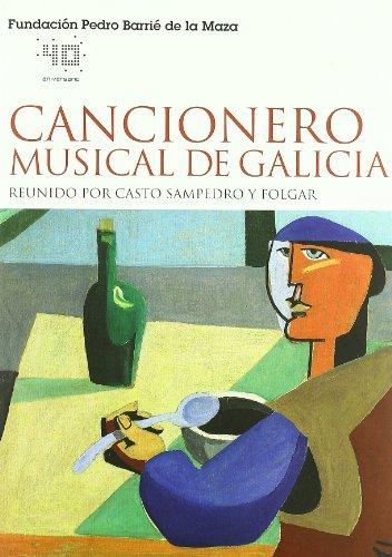 9788495892621: Cancionero musical de Galicia (Serie musical)