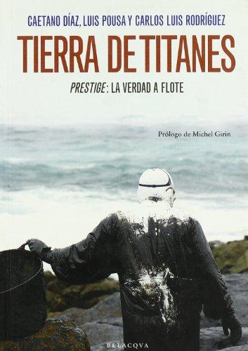9788495894625: TIERRA DE TITANES