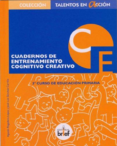 9788495895028: cuadernos_de_entrenamiento_cognitivo_creativo3_primaria_08_anos_r_2006